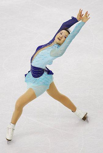 figure skating shizuka arakawa - ina bauer