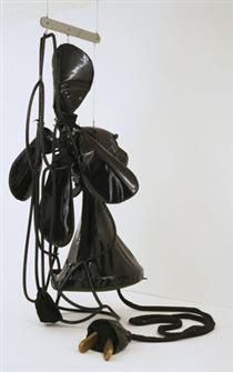 Giant Soft Fan - Claes Oldenburg