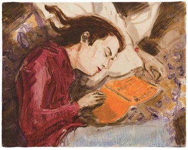 原美術館にてエリザベスペイトンが日本の美術館における初個展約40作品を展示