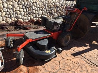 ZERO TURN WALK BEHIND MOWER AND ATTACHMENT. Online Auction closing on Sunday June 11th at 5:07 PM PST  #CalAuctions #CalEstateSales #SanDiegoAuctions #AuctionsinSanDiego #AuctionEvents #EstateAuctions #EstateAuction #Auction #BenefitAuction #OnlineAuction