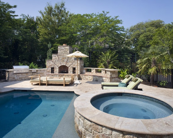 Pool With Spa Designs designing and installing a pool and spa can be a difficult task it is important to choose a company that places an emphasis on customer service and has Hot Tubs Design Pictures Remodel Decor And Ideas Page 15 Pool Remodel Spa