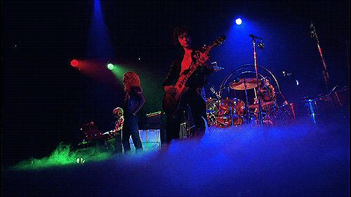 Creating and breaking arena rock records. | 20 Things That Affirm Led Zeppelin Is The Greatest Band To Ever Exist