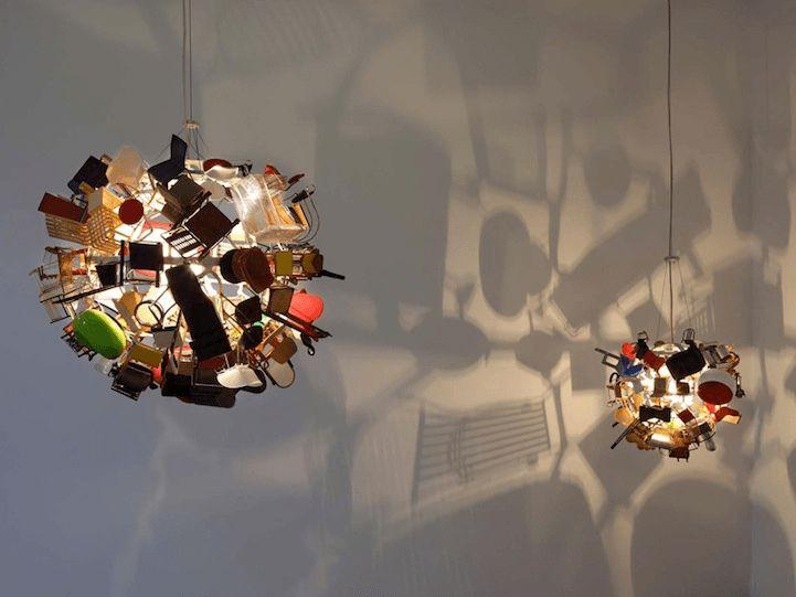 Mini Furniture Lamp