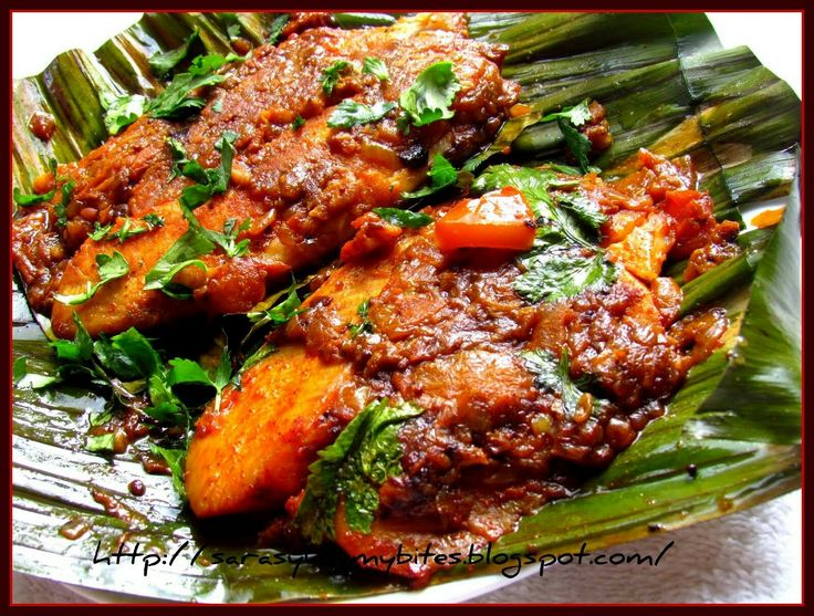 Best 25 indian fish recipes ideas on pinterest fish fry indian masala fish in banana leaf forumfinder Gallery