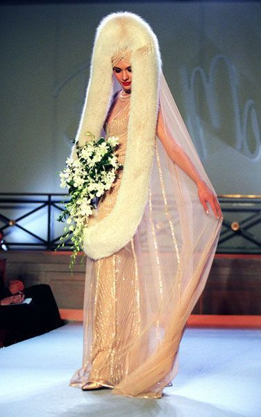 worst wedding dresses | 20 Worst Wedding Dresses of All Time | WeLoveDates