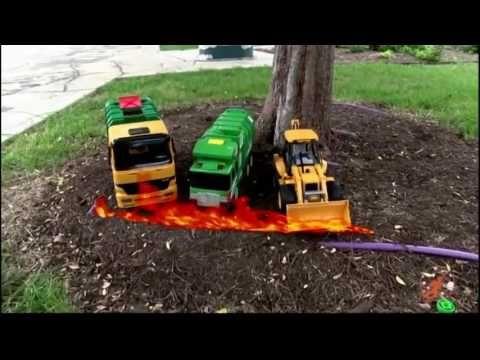 Маленькие герои 2 -  Новая пожарная машина, мэр и Спарк