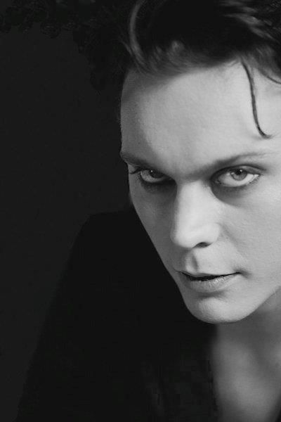 Ville Valo-This singer has been a great inspiration to me for the longest time. His lyrics are unlike any others I've ever heard. He's a lyrical genius.