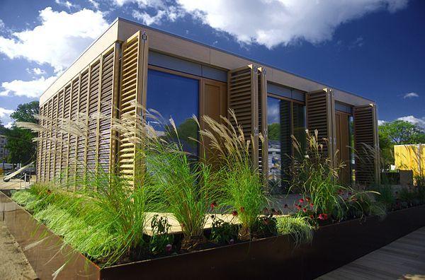 Passive solar building design - Wikipedia, the free encyclopedia