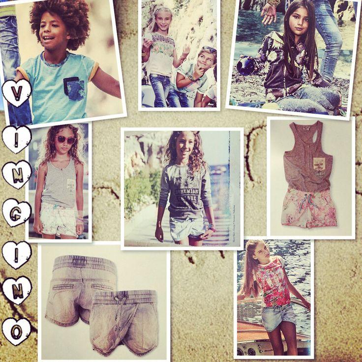 Binnenkort in de winkel #zomercollectie #vingino @capito kinderkleding