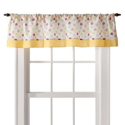 Target Tiddliwinks Abc 123 Valance Image Zoom Curtains Pinterest Target And