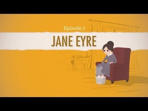 Reader, it's Jane Eyre - Crash Course Literature 207 - YouTube | John and Hank Green