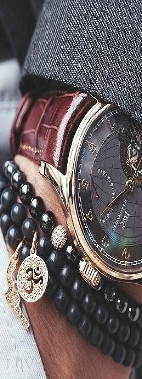 His stacking style | LBV A14 ♥✤