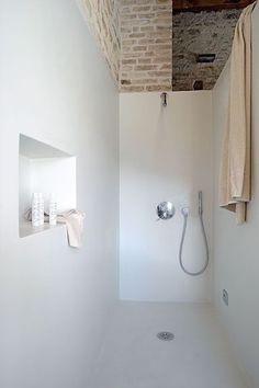 25 beste idee n over douche tegel ontwerpen op pinterest badkamer tegels ontwerpen douche - Model badkamer betegeld ...
