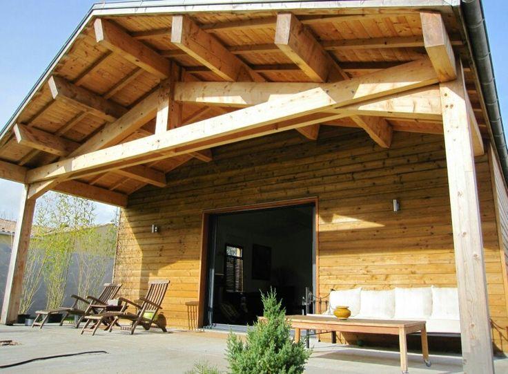 Más de 1000 ideas sobre Charpente Traditionnelle en Pinterest  Ossature bois