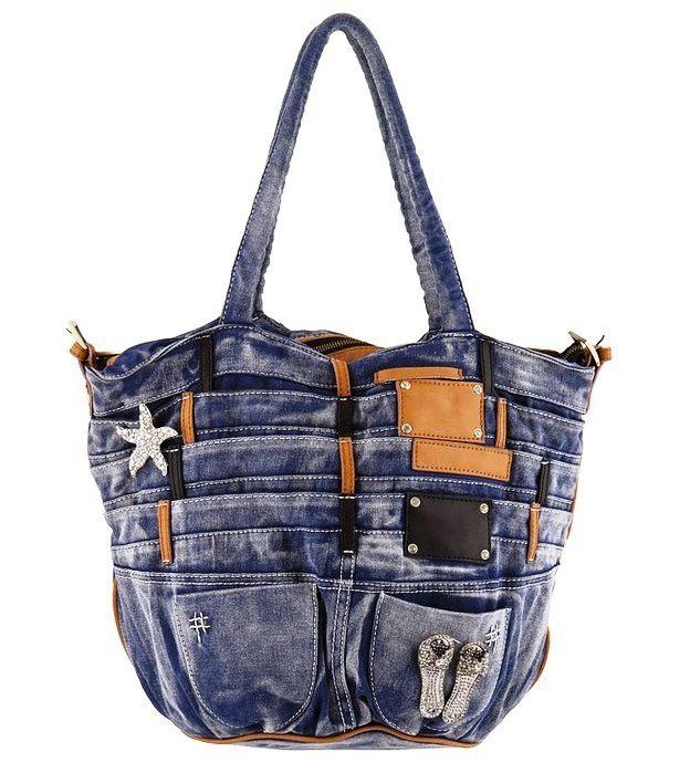 Вещи из джинсовой ткани основательно вошли в наш гардероб. Немного о том, откуда появилась джинсовая одежда. Джинсы — предмет повседневной одежды из плотной хлопчатобумажной ткани, с проклепанными стыками швов на карманах. Впервые изготовлены в 1853 году Ливаем Страуссом в качестве рабочей одежды для фермеров. Первоначально джинсы шили из конопляной парусины английского или американского…