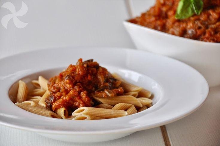 Salsa de berenjena para pasta - https://www.thermorecetas.com/salsa-de-berenjena-para-pasta/