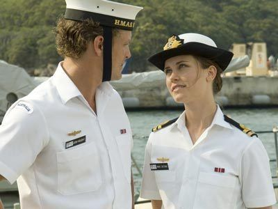 ET NAV in Sea Patrol