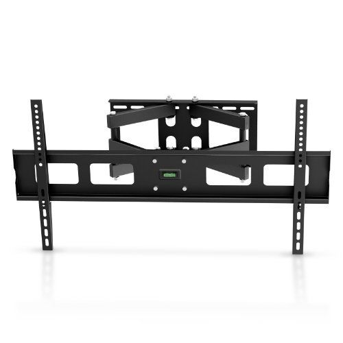 """JLAB JM-DUALTILT-65 Big Guns Dual Arm Articulating Mount for 37 to 63-Inch TVs, Black by JLAB. $67.95. From the Manufacturer                #jl_box{border:1px solid #ccc;border-radius:10px;-moz-border-radius:10px;box-shadow:10px 10px 5px #ebebeb;}JLab Introduces the Big Guns Dual Arm Articulating TV MountDurable and SafeWe've got your ticket to the """"Gun Show"""" right here with the Big Guns Dual Arm Articulating TV Mount. Cold forged from 100% solid superior grade steel, t..."""
