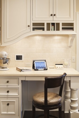 Kitchen Desks Design, Pictures, Remodel, Decor And Ideas   Page