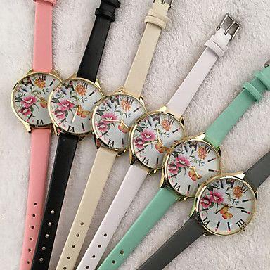 señoras de las muchachas reloj ocasional hermosa completos mujeres del reloj de diamantes de imitación reloj de pulsera reloj de vestir 4864590 2016 – €6,806.00