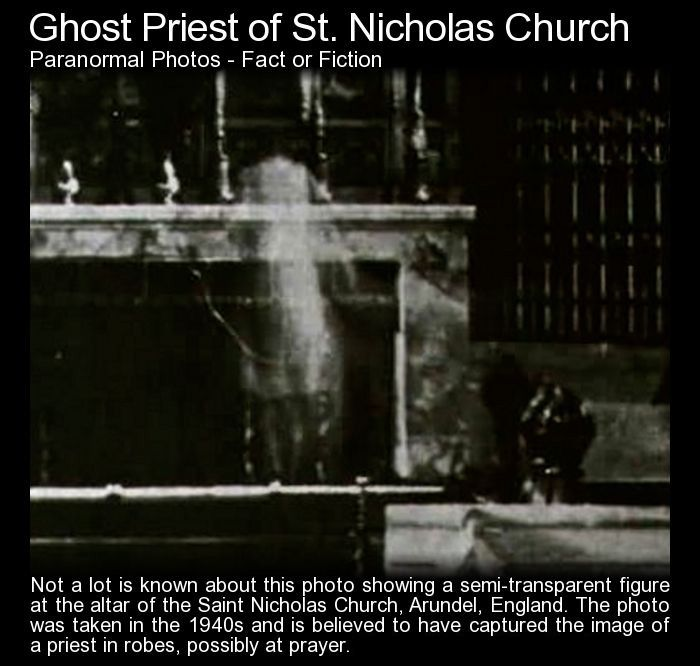 18 Real Creepy Ghosts Captured on Photos - Creepy Gallery
