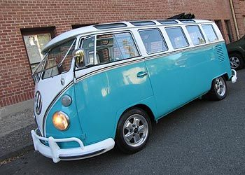 1965 VW Bus..Re-pin Brought to you by agents at #HouseofInsurance in #EugeneOregon for #CarInsurance