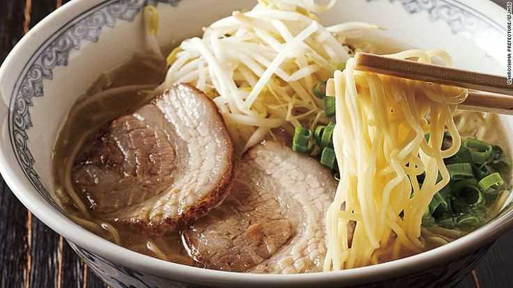 Japanese ramen comes in different flavors in different regions. There are four…