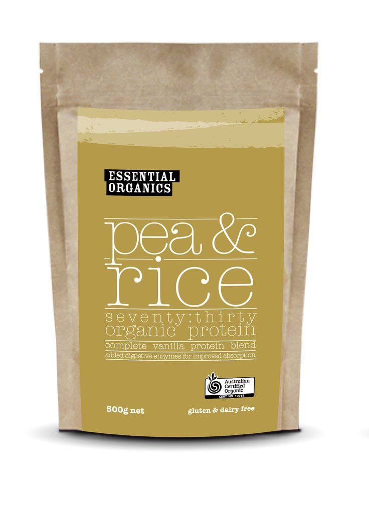 NEW!   Brand new look - great amazing taste!   Easily digested, full Amino Acid profile, vegan plant protein