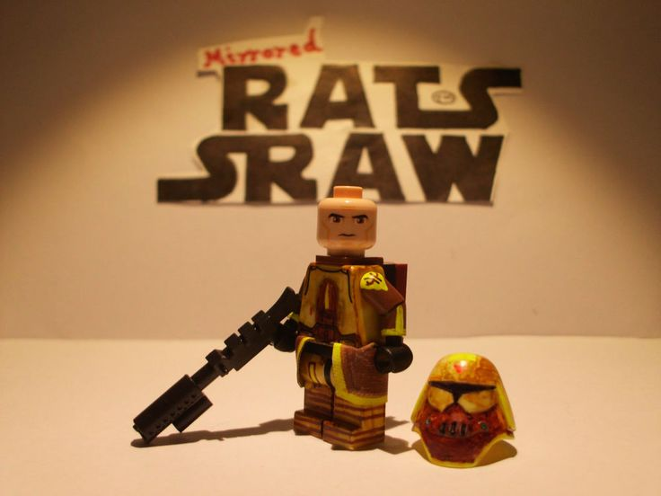 Lego star wars minifigures clone custom troopers - Image star wars lego ...
