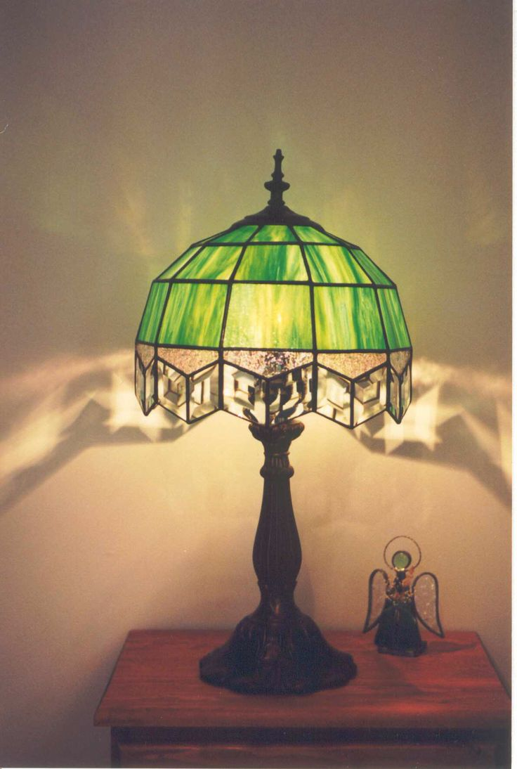 7 best Stained Glass Lamp Shades images on Pinterest | Stained ...