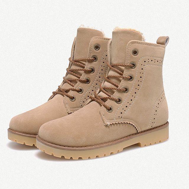 Новинка 2014!  Модные зимние женские ботинки, Зимняя женская обувь, Женские зимние замшевые сапоги. Так же эта обувь подходит для мужчин. Снегоходы, ботинки ПУ плюш размеры 36-44.