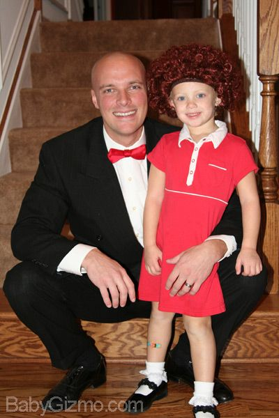 dad and daughter halloween costume idea halloween costume worlds best - World Best Halloween Costumes