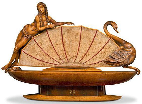 136 best images about art nouveau mobilier on pinterest femmes bijoux and charles rennie. Black Bedroom Furniture Sets. Home Design Ideas