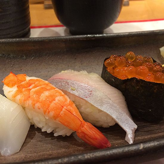 A Seafood-Packed Layover at an Incredible Tokyo Food Court | Food & Wine