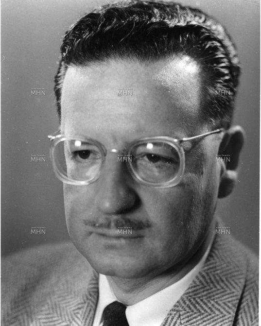 Salvador Allende, 1952 | Marcos Chamudes