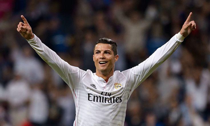 When Cristiano Ronaldo scores goals