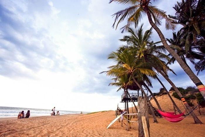 Surfers Point, Arugam Bay, Sri Lanka.