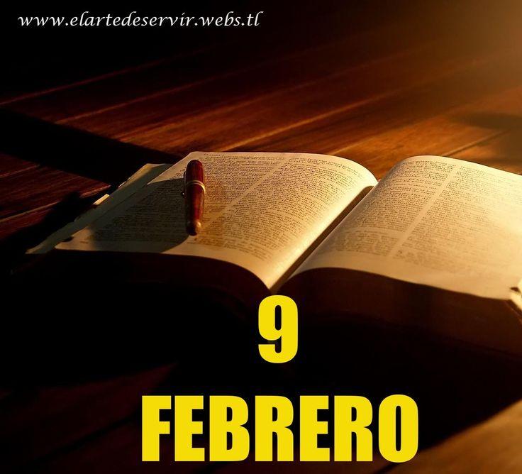 Lectura de la Biblia en un año (Febrero 9 Biblia en Audio)