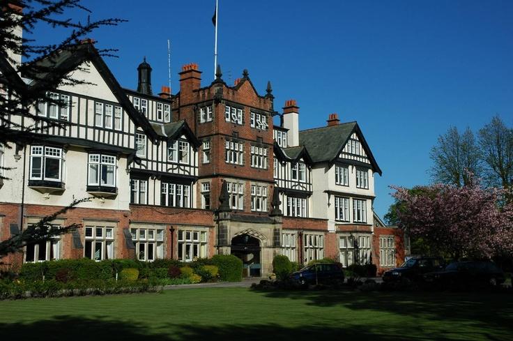 my school Harrogate Ladies College 1982-1985