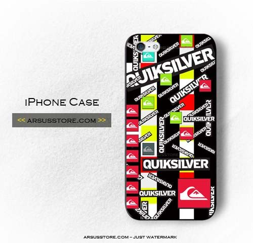 Quiksilver Wallpaper IPhone 5C Hardshell Case