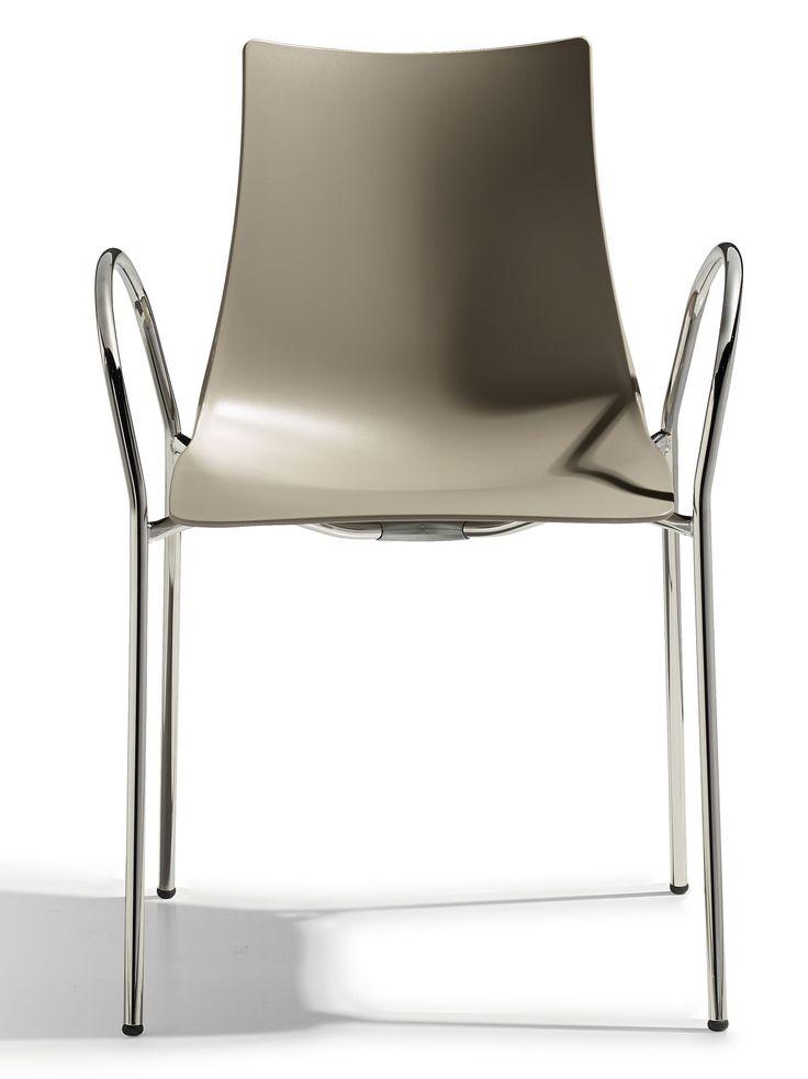 Zebra Tech Braccio stoel - Scab - Zand