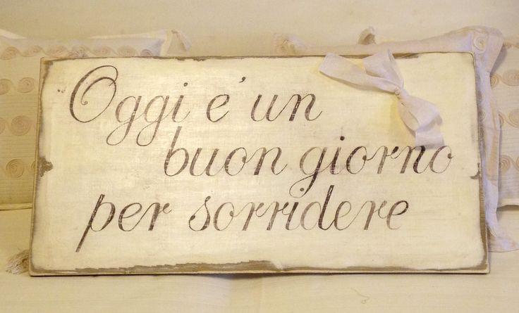 Scritte su legno personalizzate: Atelier Maison AM Via IV Novembre 83c, Casarza Ligure (GE)