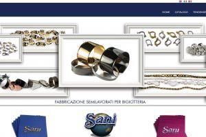 Sani www.sani.it Realizzazione siti web professionali, progetti e-commerce, web marketing e gestione social