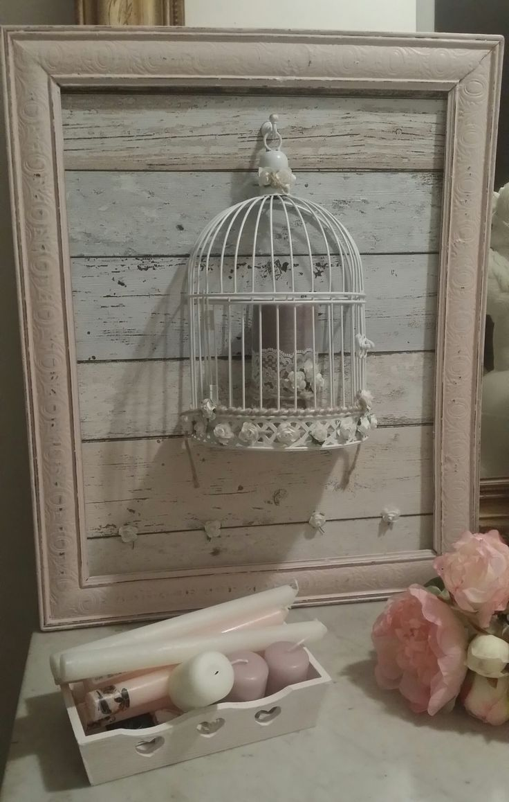 17 meilleures id es propos de cadres style shabby chic for Objet deco shabby