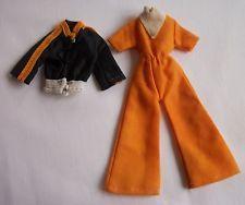 Palitoy pippa doll une combinaison et une veste-pak fashions - 1979