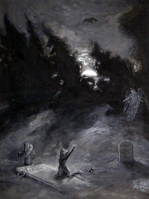 Edgar Allan Poe Museum in Va. raising funds to preserve, publish 'The Raven' illustrations