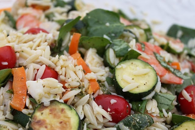 lime orzo my lime orzo from this vegetarian lime orzo vegetarian lime ...