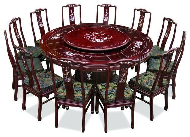 Oriental Dining Room Ideas Round Dining Table Sets Round Dining
