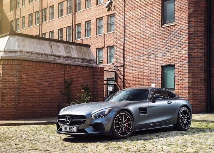 2016 Mercedes Benz-AMG GT S UK-Version Reviews
