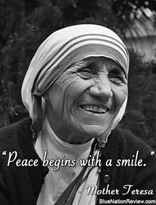 Blessed Mother Teresa quotes                                                                                                                                                     More
